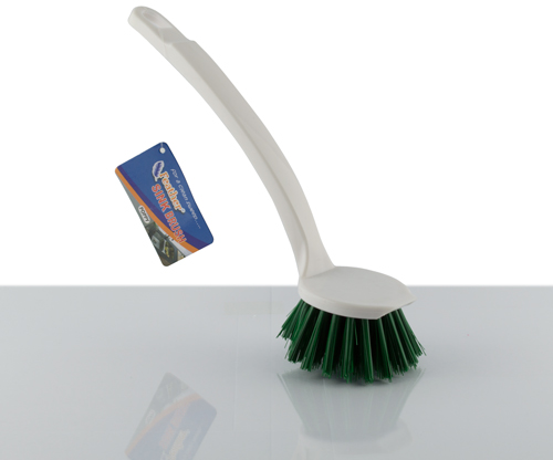 Feather, White Sink Brush